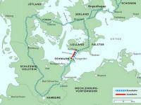 Еврокомиссия одобрила проект туннеля между Германией и Данией