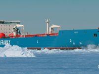 В Финляндии разработали новую концепцию танкера для работы в Арктике
