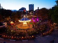 Датский парк развлечений Tivoli построит гигантский рынок