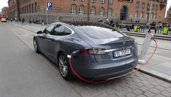 Электромобили – под налог