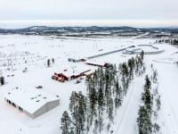 За настоящей зимой в финскую Лапландию