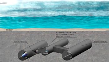Проект туннеля Хельсинки–Таллинн: еще один шаг к реализации