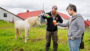 Самое «чокнутое» пиво в мире - исландское Fenrir Nr 26 (VIDEO)
