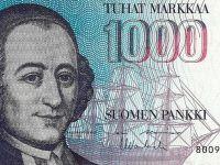 Возвращение финской марки обсудят в парламенте