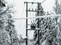Чем крепче мороз, тем дороже электричество