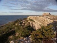 Шведский остров переходит на морскую воду