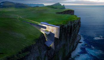 Отель на берегу двух океанов