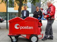 НОРВЕГИЯ: граждане пишут меньше – почта теряет доходы