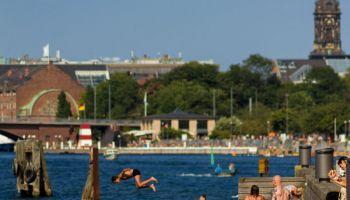 Дания: информация о жителях Копенгагена — на продажу