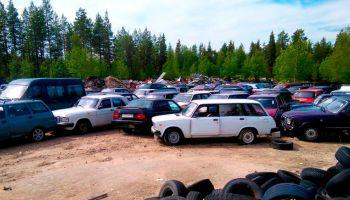 Финляндия: советские автомобили ждут новых владельцев