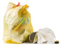 Швеция: мусор только в прозрачных мешках!