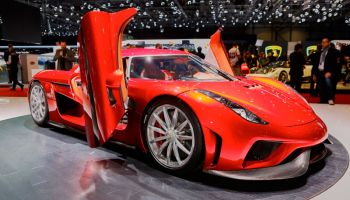 Швеция: гиперкары Koenigsegg распродали на 2,5 года вперед
