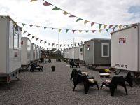 Дания: квартир нет – живите в вагончиках!