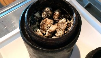 Швеция: археологи нашли сыр 340-летней «выдержки»