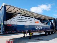 Дания: самое большое судно из Lego спущено на воду