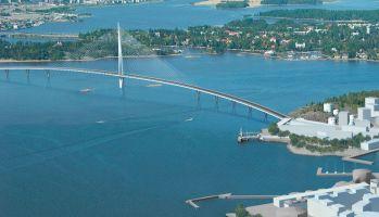 Финляндия: В Хельсинки построят самый длинный мост в стране (VIDEO)