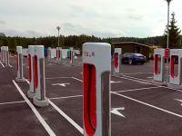 Норвегия: под Осло открыли самую большую в мире станцию для зарядки электрокаров (VIDEO)