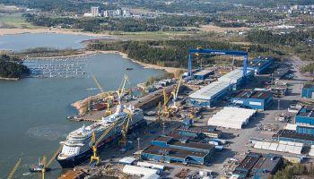 Финляндия: судоверфь в Турку получила заказ стоимостью 1,6 млрд евро