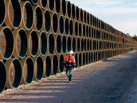 Финляндия: трубы для «Северного потока 2» обетонируют в Котка