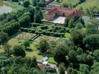 Дания: замок XVI века выставлен на продажу