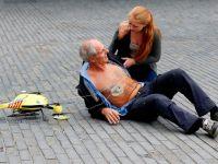 Швеция: дроны в помощь скорой помощи