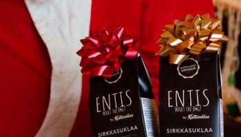 Финляндия: кузнечиков в шоколаде к рождественскому столу