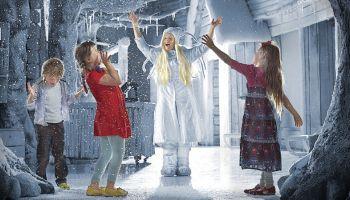 Родина Санта-Клауса приглашает на летний отдых