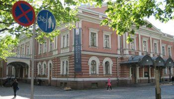Финляндия: русский гарнизонный театр выставят на продажу