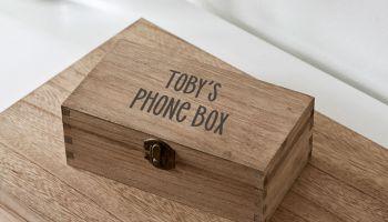 Швеция: коробка для мобильника – самый желанный подарок