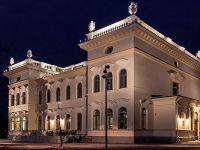 Дворец Нясилинна открылся после реставрации