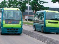 Роботы на смену водителям автобусов