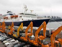 Объемы торговли между Финляндией и Россией продолжают сокращаться, но финский экспорт растет