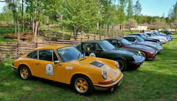 В Санкт-Петербурге пройдет международный чемпионат Porsche White Nights