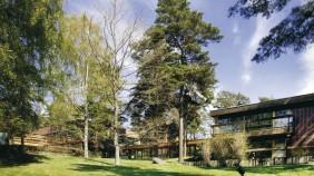 Городской отель с загородным характером