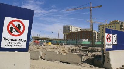 Новые обязательства в строительной отрасли Финляндии