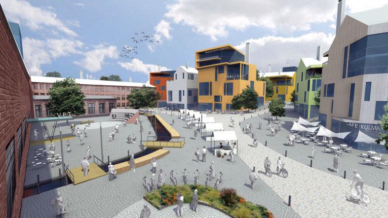 Центральная Финляндия строит «зеленое» будущее