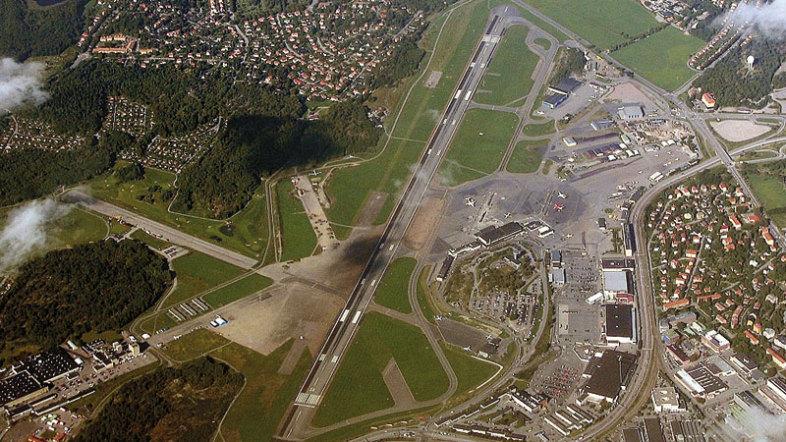 Битва за  стокгольмский аэропорт