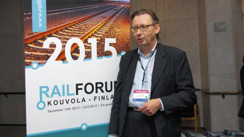 Коувола: на стыке Транссиба и европейских железных дорог