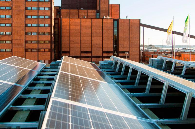 В Хельсинки появится самое крупное в Северных Странах энергохранилище