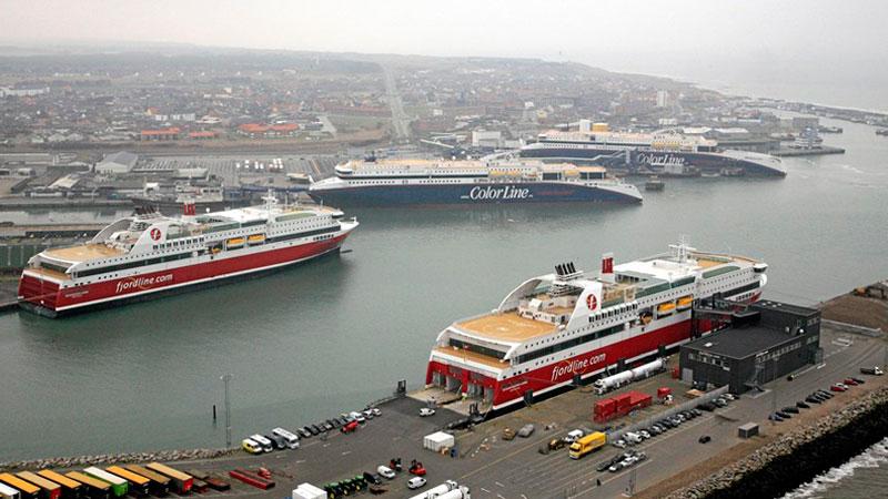 Датско-норвежский проект по СПГ