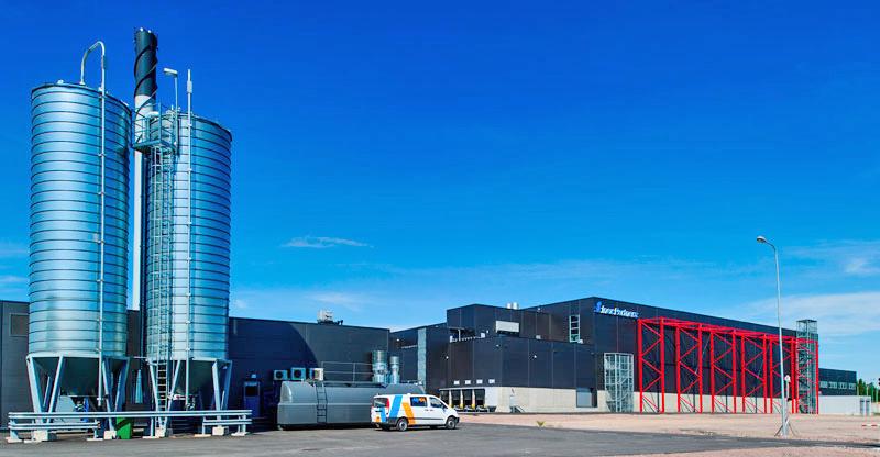 В Финляндии строится крупнейшая в мире геобиогибридная теплофикационная станция