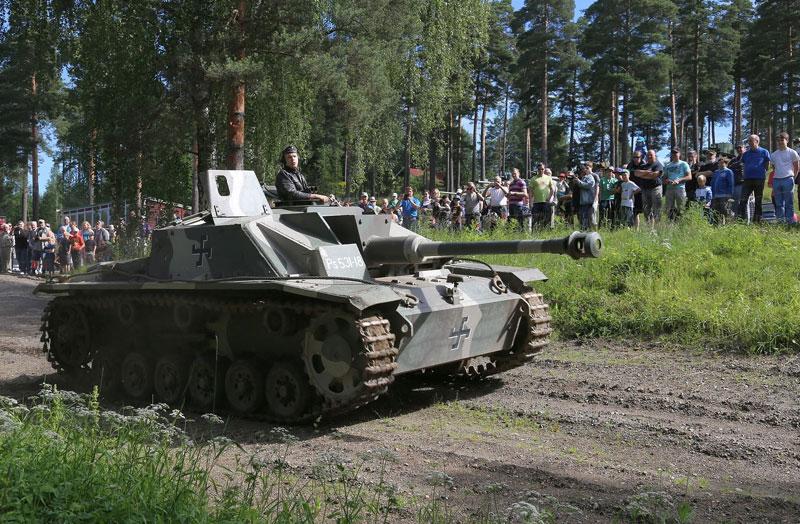 Hobby Day в финском Танковом музее