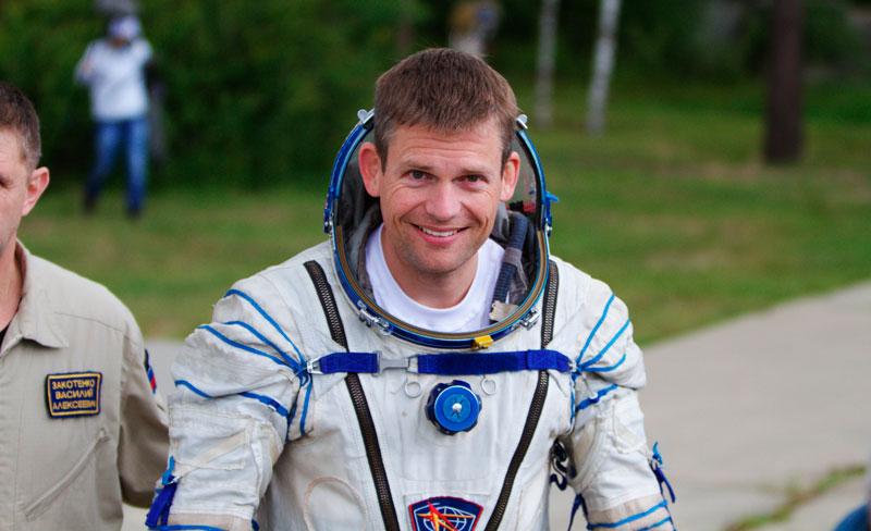 Первый датчанин готовится к полету в космос на российском «Союзе»