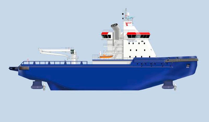 Финские двигатели для российского ледокола