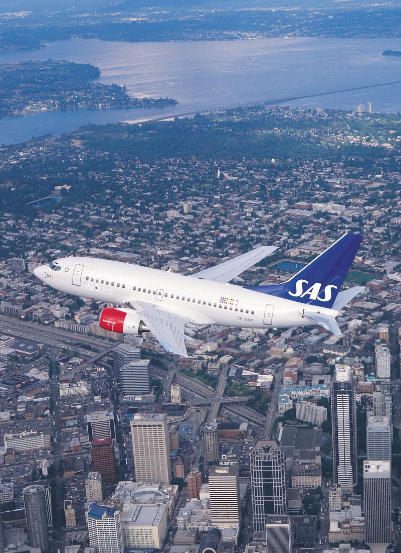 SAS закрывает московский маршрут