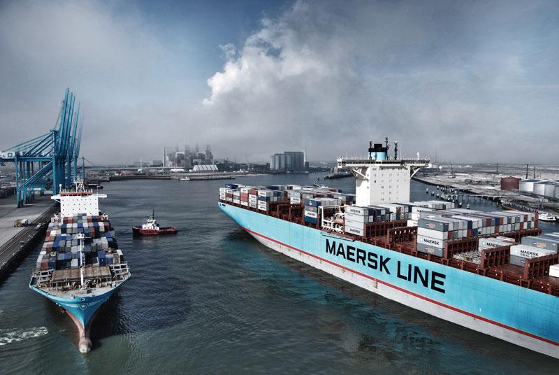 Maersk Line уволит 4 тысячи работников