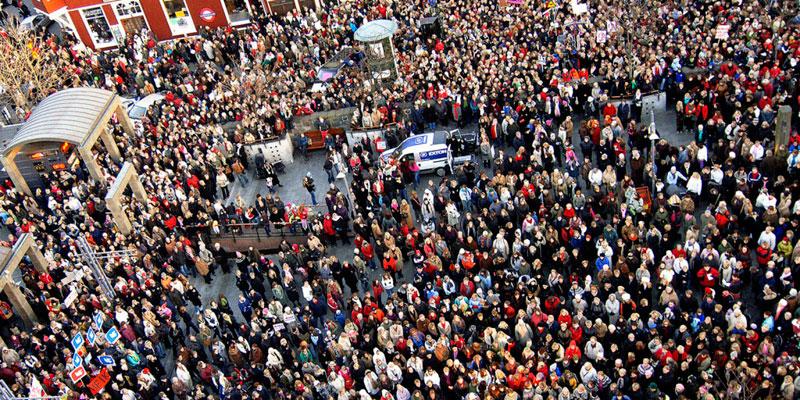Исландию «осваивают» поляки