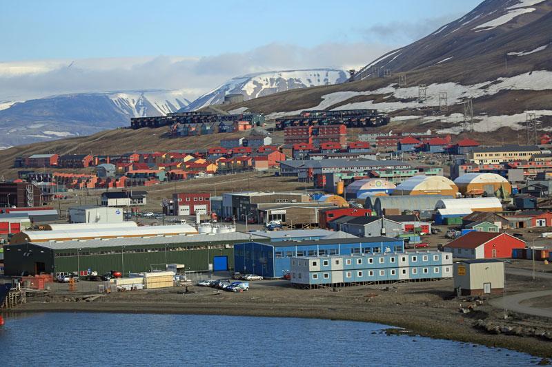 Норвежские угледобытчики займутся туризмом