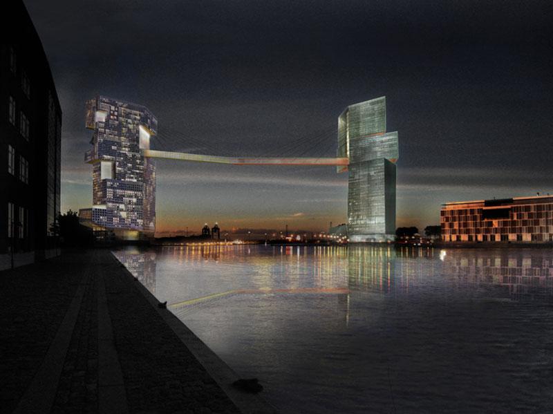 Новые «ворота» для Копенгагена