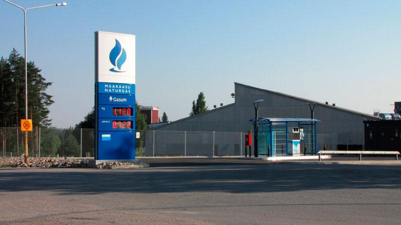 Финляндия выкупает долю «Газпрома» в Gasum